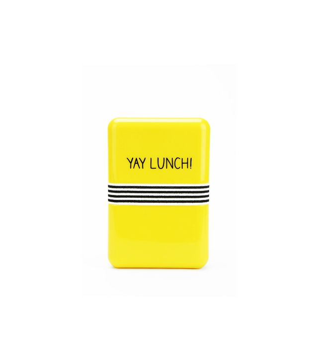 Urban Outfitters Banded Lunch Box