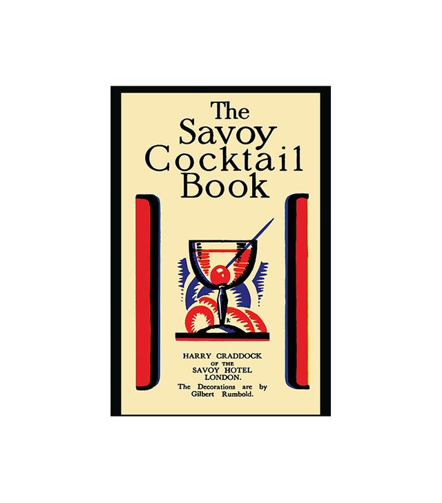 Harry Craddock The Savoy Cocktail Book