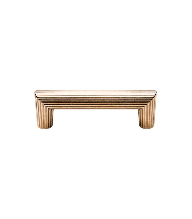 Rocky Mountain Hardware Flute Cabinet Pull
