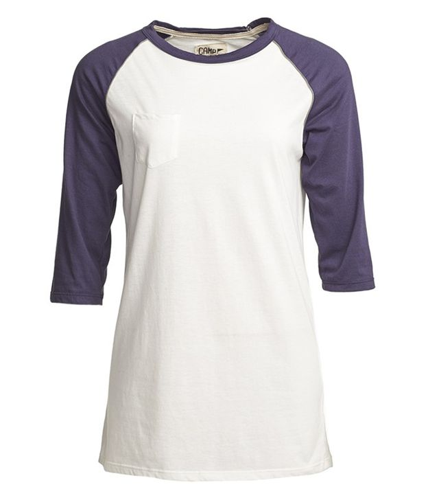 Camp Collection Rookie Baseball Tee