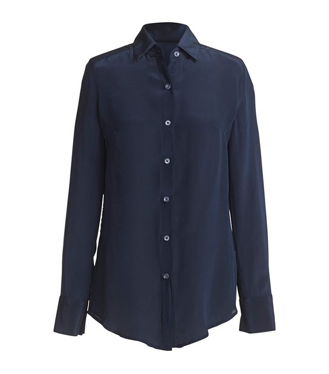 Dresshirt Come as You Are Silk Shirt
