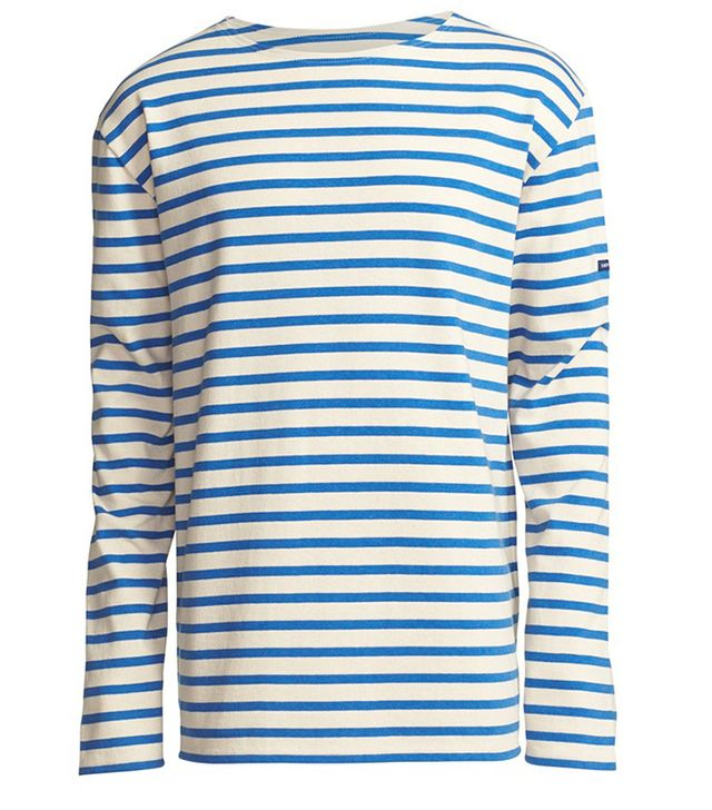 Saint James Merdian II Brenton Stripe Tee