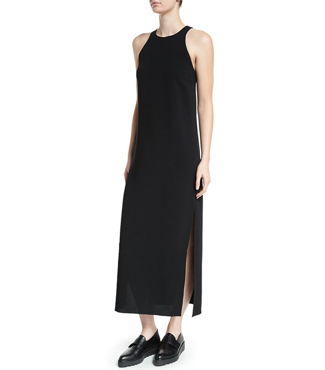 Elizabeth and James Indra Sleeveless A-Line Midi Dress