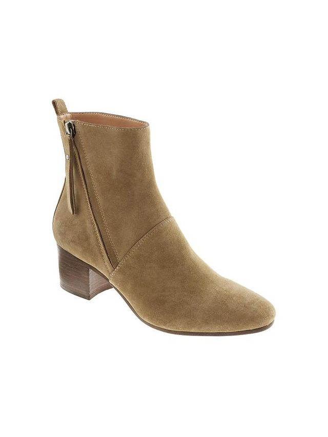 The Best Ankle Boots From Zara Mango And More