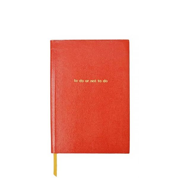 """Sloane Stationery """"To Do or Not To Do"""" Journal"""