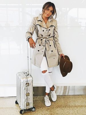 5 Questions to Ask Yourself When Picking an Airport Outfit