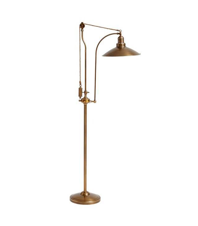 Pottery Barn Glendale Pulley Task Floor Lamp