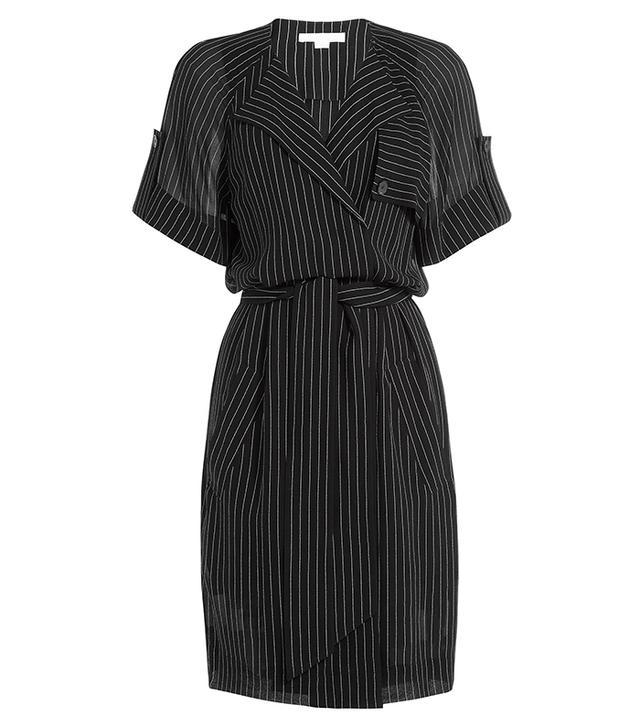 Alexander Wang Pinstriped Dress