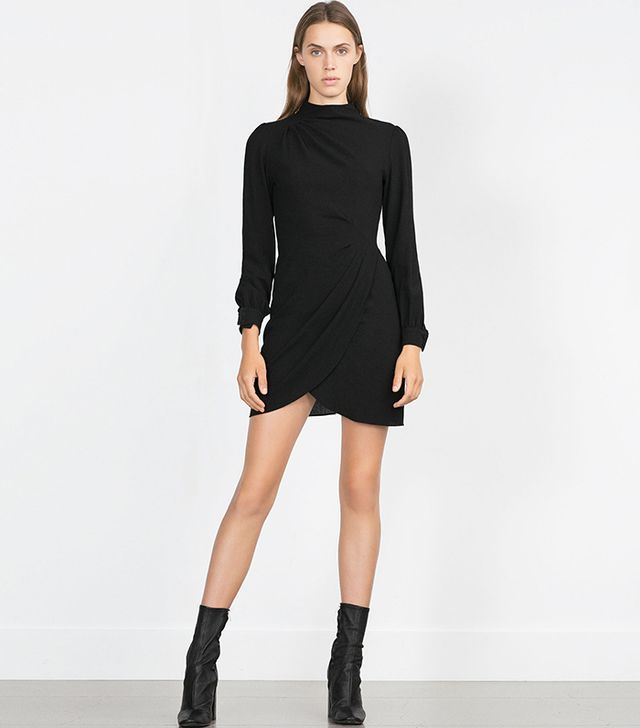Zara Long-Sleeve Dresses