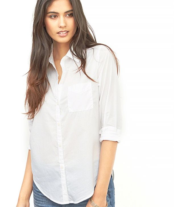 Abercrombie & Fitch Classic Pocket Shirt