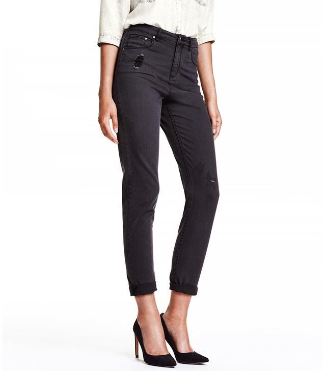 H&M Mum Jeans