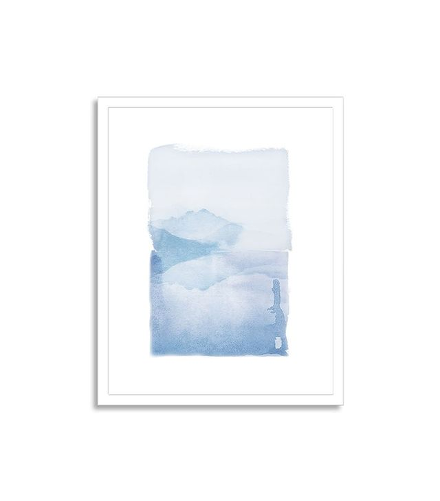 Minted for West Elm Winter Scene