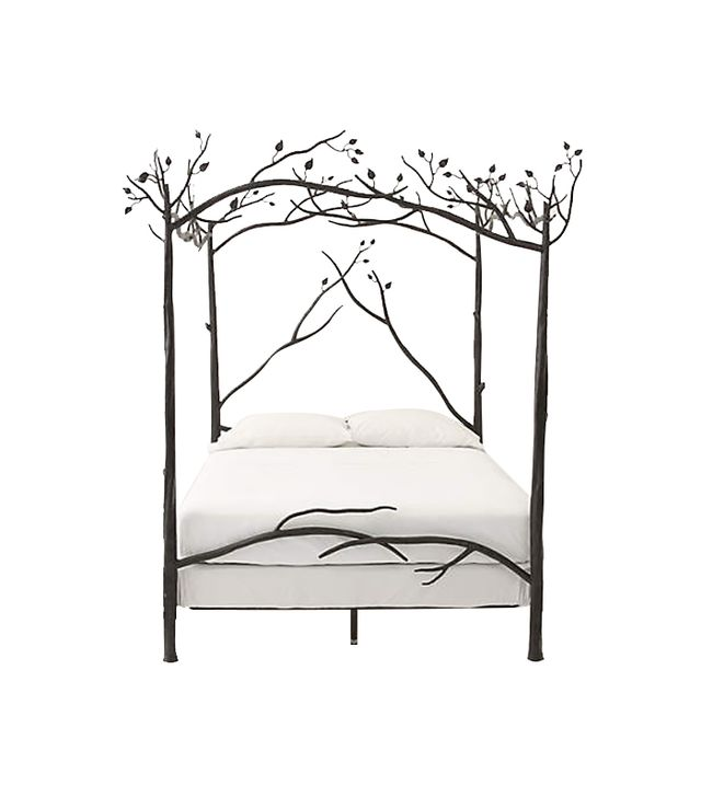 Anthropologie Forest Canopy Bed