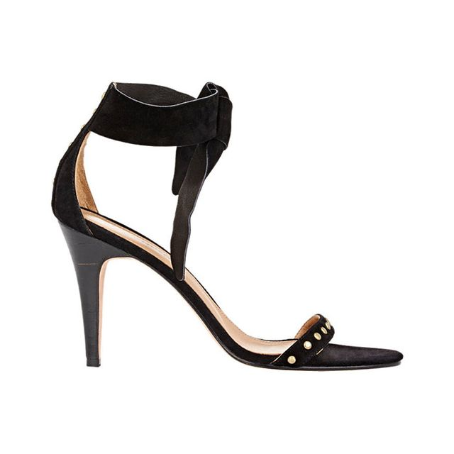Ulla Johnson  Studded Bianca Ankle-Tie Sandals