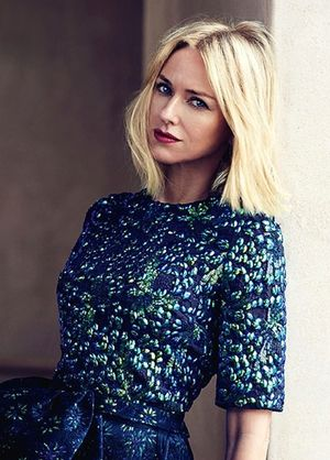 Naomi Watts Stuns on the October Cover of Vogue Australia