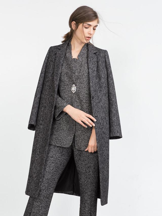 Zara Maxi Coat