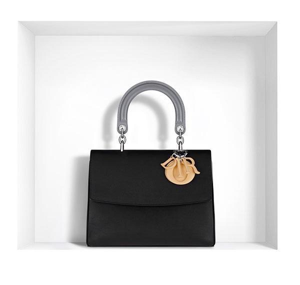 Dior Small Be Dior Bag in Three-Tone Calfskin