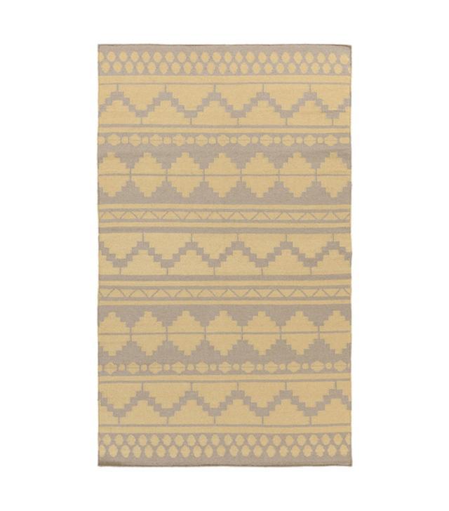 Overstock Billings Flatweave Southwestern Wool Rug
