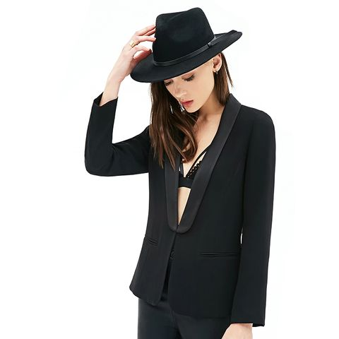 Shawl Collar Blazer