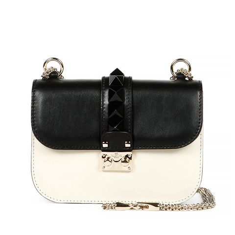 Mini Lock Shoulder Bag