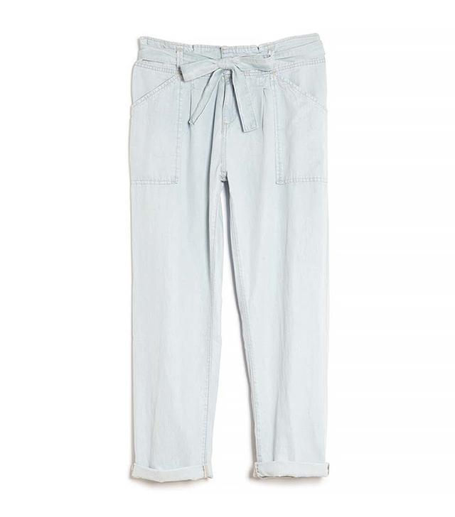Current/Elliot Newsboy Tie Trousers