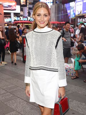 Olivia Palermo's Ankle Boots Will Make Your Outfit Instantly Cooler
