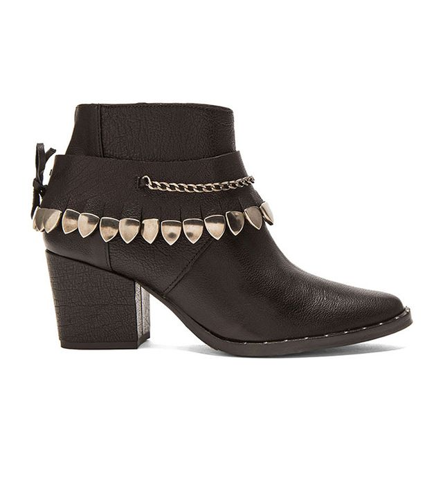 Freda Salvador Comet Leather Ankle Boots