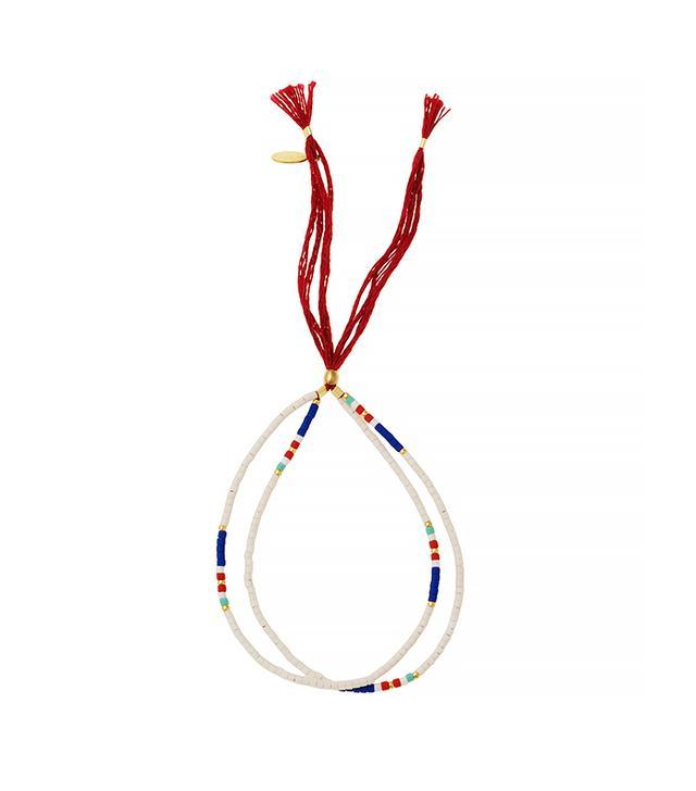 Shashi Navajo Bead Bracelet