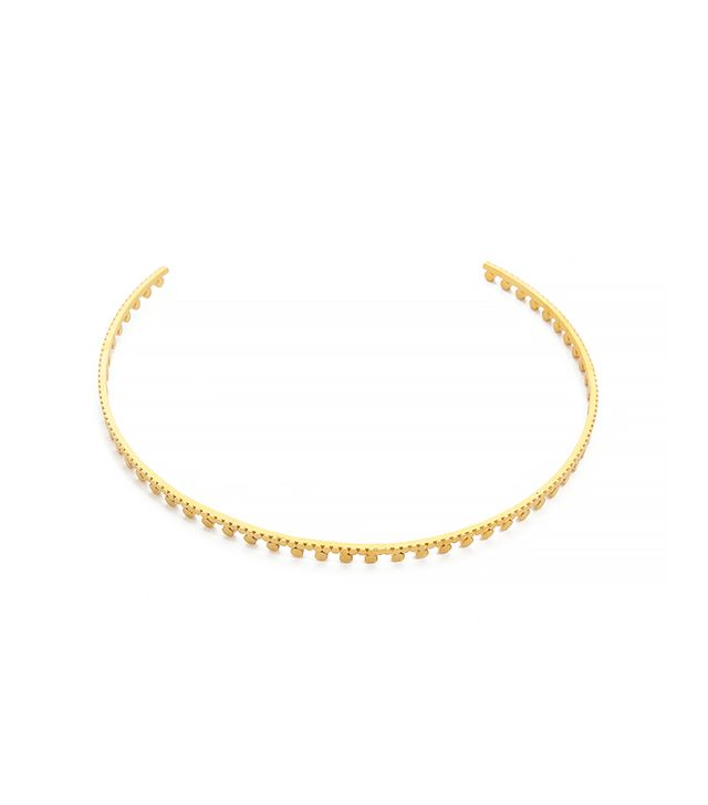 Vanessa Mooney Hells Bells Choker Necklace