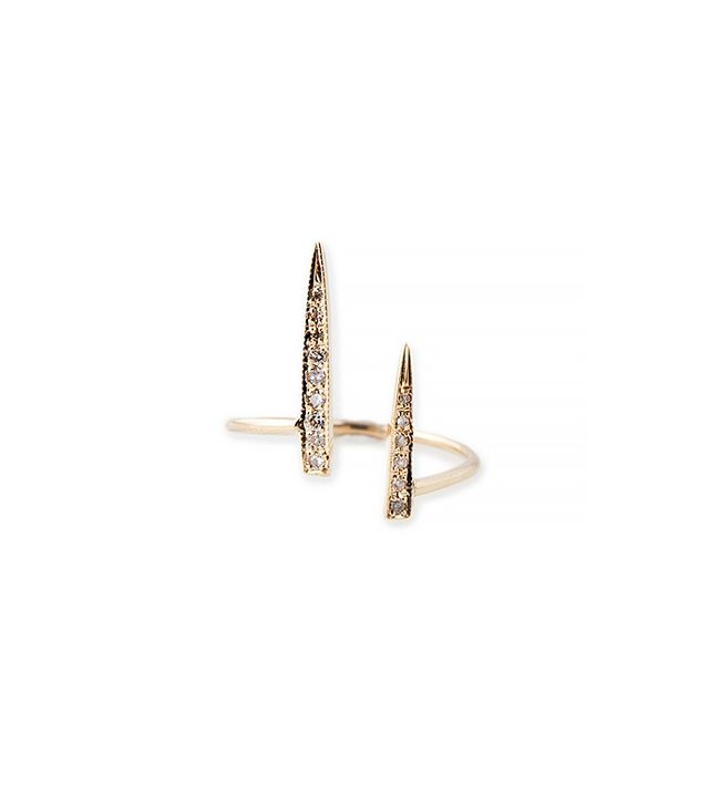 Jacquie Aiche Double Ice Pick Ring