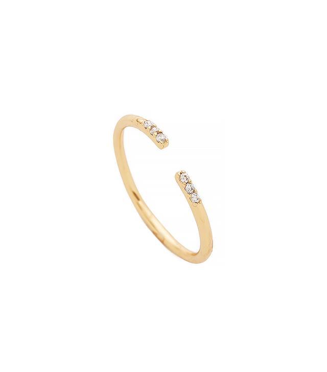 Gorjana Aida Cuff Ring