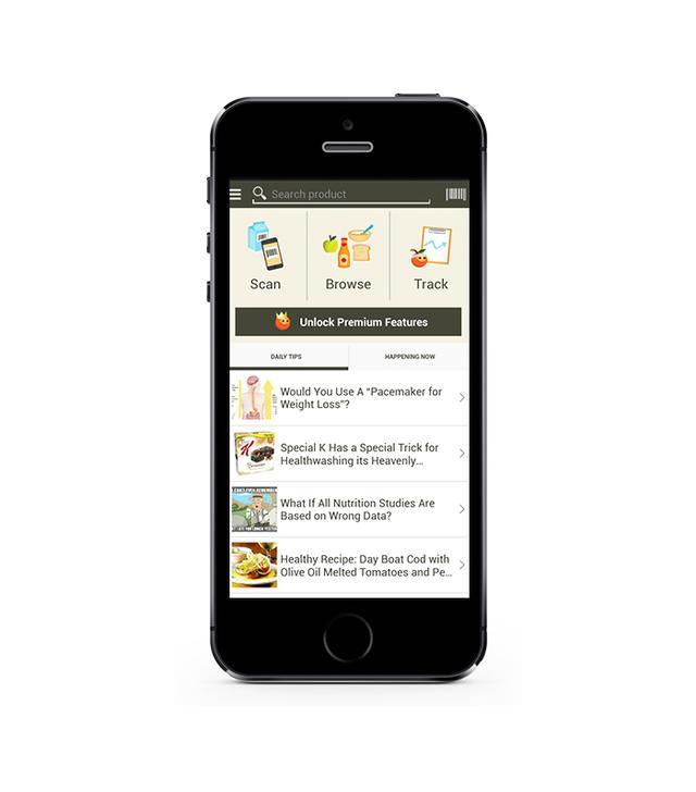 fooducate - best fitness apps