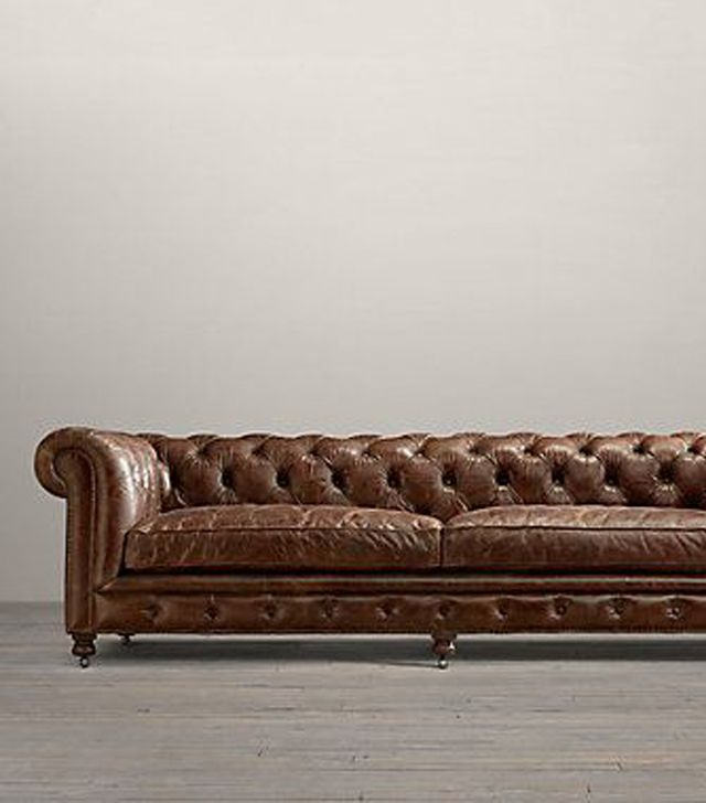 Restoration Hardware 19th Century Chesterfield Collection