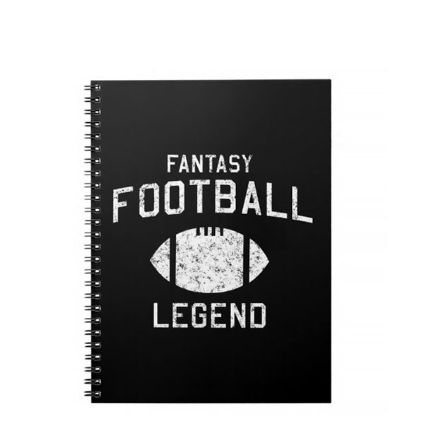 Fuji Film Fantasy Football Legend Note Books