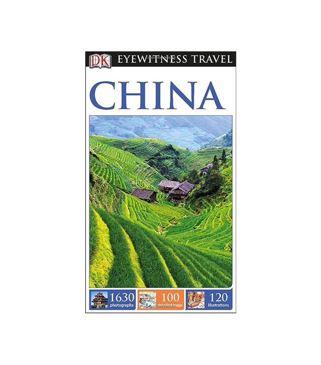 DK Eyewitness Travel Guide China