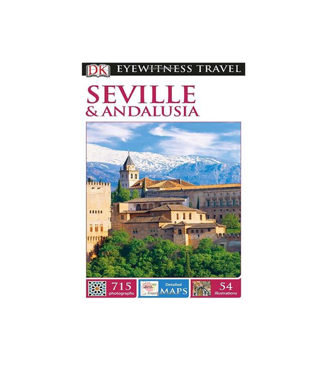 DK Eyewitness Travel Guide Seville & Andalusia