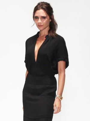 Why Victoria Beckham Wants One of Her Kids to Work in Fashion