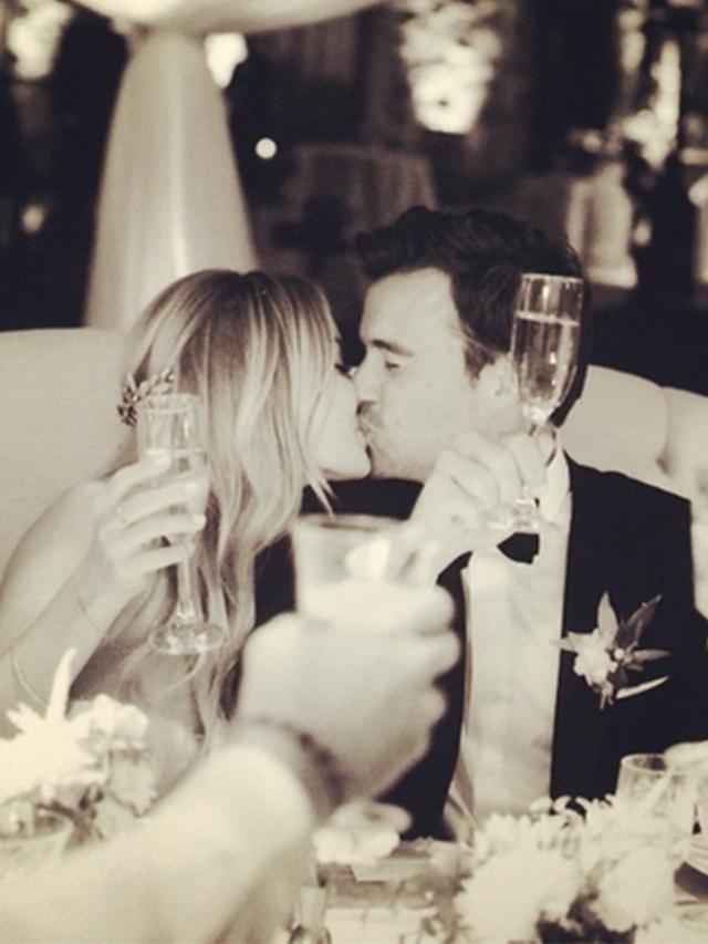 Lauren Conrad Releases Never-Before-Seen Wedding Video