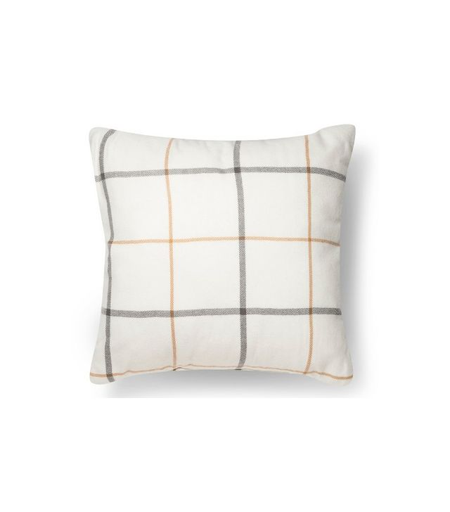 Target Threshold Plaid Throw Pillow