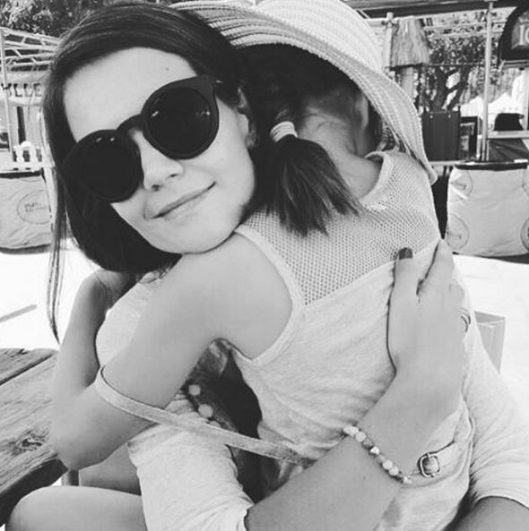 This Photo of Katie Holmes and Suri Will Melt Your Heart