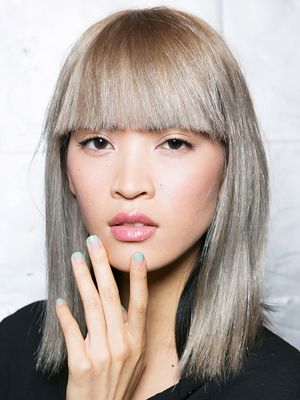 The 13 Most Stunning Manicures at New York Fashion Week