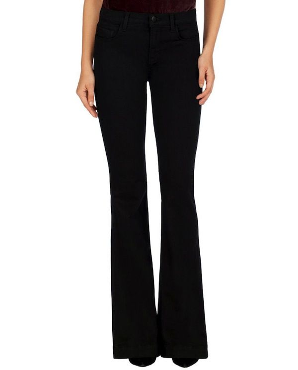 J Brand 23021 Maria Flare Jeans