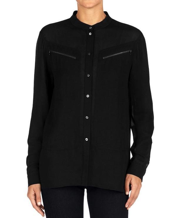 J Brand Irina Shirt