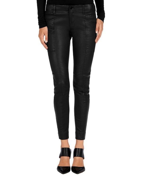 J Brand L1290 Leather Byrnes Pants