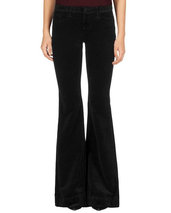 J Brand 929 Velvet Bella Pants