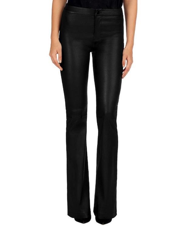 J Brand L2387 Leather Vivia Pants
