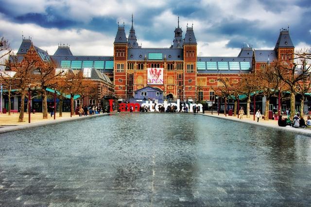 8. The Rijksmuseum (National Museum)