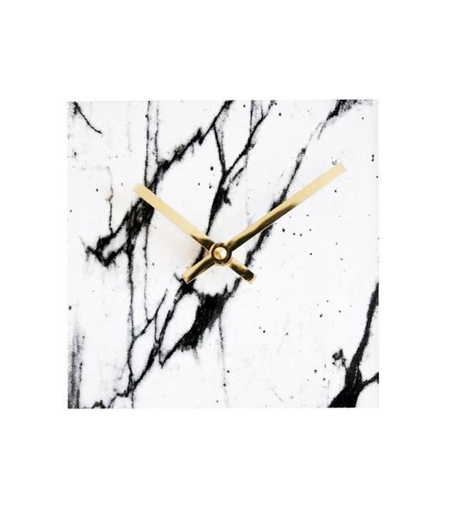 "Westkill 6"" Marbleized Clock"