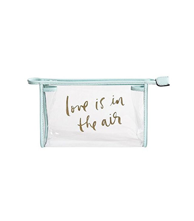 Kate Spade New York Love Is in the Air Travel Cosmetics Case