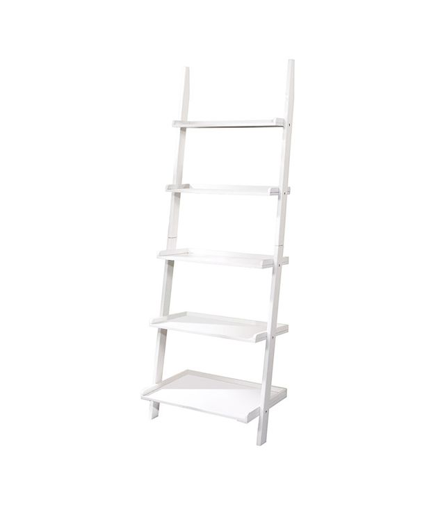 HGTV Magazine 5-Tiered Shelf Ladder